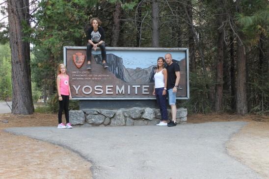Elvelids i Yosemite